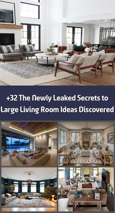 The Newly Leaked Secrets to Large Living Room Ideas Discovered