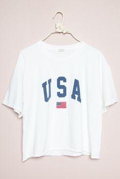 Aleena USA Top
