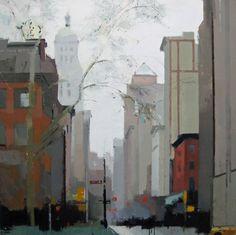 "<span class=""artist""><strong>Lisa Breslow</strong></span>, <span class=""title""><em>Gramercy Park South</em>, 2016</span>"