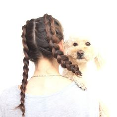 Sisters In Blog: how to :boxer braids