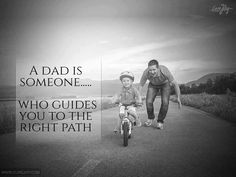 #Dads are Awesome! Click for the best #QUOTES on a #fatherslove www.pickasmile.com
