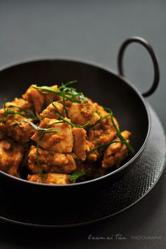 malaysia thai curry chicken