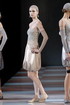 Giorgio Armani Fall 2007 Ready-to-Wear Fashion Show - Anna Ry