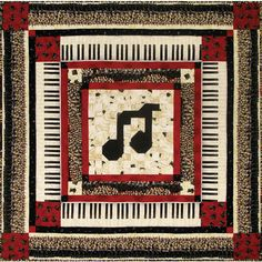 Music theme | Quilts | Pinterest | Patchwork, Patterns and Craft : quilt music - Adamdwight.com