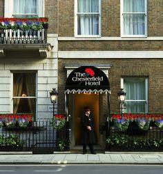 chesterfield tea mayfair london | The Chesterfield Mayfair Hotel London in London: Hotel Rates & Reviews ...