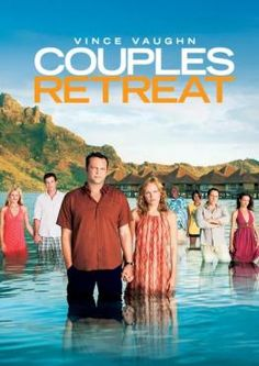 Couples Retreat (DVD, New Sealed, Rated Widescreen, Vince Vaughn Love Movie, Movie Tv, Movie List, Movies Showing, Movies And Tv Shows, Vince Vaughn, Jason Bateman, Travel Movies, Blu Ray