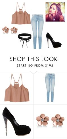 Cute Going Out Clothes by holypotato on Polyvore featuring TIBI, Casadei, Boohoo and Allurez