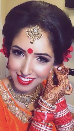 Classic Punjabi Bride