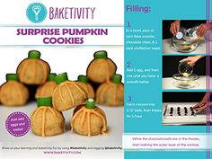 Baketivity Surprise Pumpkin Cookies - Baking Kit >>> You can find out more details at the link of the image.