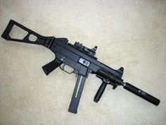 Custom UMP .45 Special thanks to: H&K EOTech PimpMyGun ...