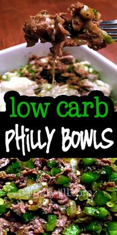 I must be on some sort of Philly kick here lately, which is odd because I'm not usually a green pepper fan but I really believe it's true that your tastes can change following WLS. I l…