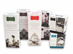 Wissotzky: The Journey Collection on Packaging of the World - Creative Package Design Gallery