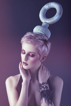 Model Amber Tutton; MUA Rochelle O'Brien; Hair by Dbxhair; Photography & Retouching by Follyhouse Photography