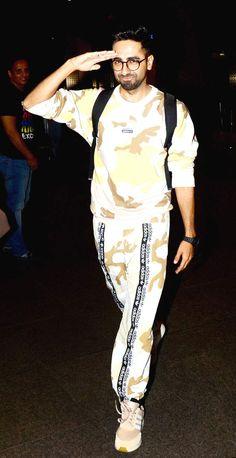Ayushmann Khurrana is sporting his camo avatar!