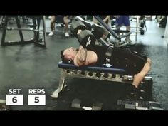 Kris Gethin s DTP Chest  amp  Back Workout - Bodybuilding.com Back Workout  Bodybuilding 1022dd1c6f5
