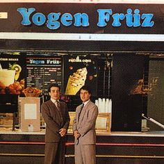 Today we celebrate our 30th #birthday! #TBT #swirlingsince86 #yogenlover #memories #firststore #promenademall