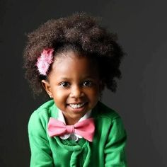 Adorable Overload Little Naturalistas That Have Our Hearts [Gallery] Natural Hairstyles For Kids, Little Girl Hairstyles, Natural Hair Styles, Toddler Hairstyles, Love Natural, Natural Baby, Beautiful Children, Beautiful Babies, Beautiful People