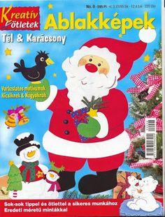 Téli ablakkép - Angela Lakatos - Picasa Webalbumok Christmas Crafts, Christmas Ornaments, Paper Crafts, Snoopy, Holiday Decor, Creative, Fictional Characters, Albums, Blade
