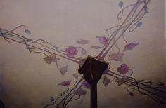 Art Nouveau center panel   Flickr - Photo Sharing!