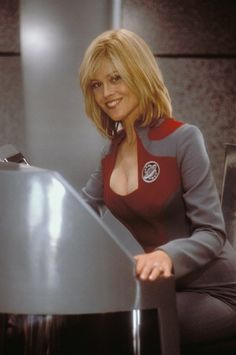 Still of Sigourney Weaver in Galaxy Quest