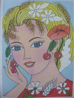 Doodle Coloring, Classroom Decor, Kids And Parenting, Summer Time, Kindergarten, Preschool, Doodles, Seasons, Autumn