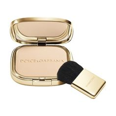 DOLCE & GABBANA BEAUTY Perfection veil pressed powder found at Nudevotion.com