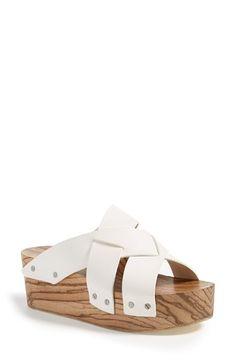 Proenza Schouler Platform Sandal (Women) available at #Nordstrom
