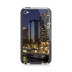 City Harbor Night iPod Touch 4G Case