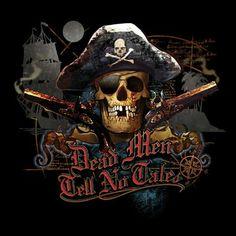 pirates of the caribbean concept art Pirate Art, Pirate Skull, Pirate Life, Pirate Woman, Pirate Tattoo, Pirates Cove, Pirate Shirts, Ghost Ship, Tatoo