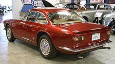 Maserati Sebring achterzijde