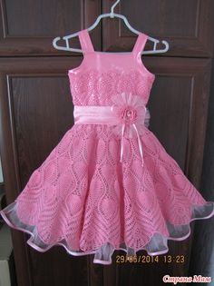 Ideas for crochet baby skirt pattern mom Baby Girl Crochet, Crochet Baby Clothes, Crochet For Kids, Crochet Ideas, Girls Pageant Dresses, Party Dresses, Baby Skirt, Crochet Motifs, Crochet Patterns
