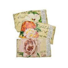 Tokyo Milk Botanica Collection Mini Soap Rose-1.25 oz.. Available at OurPamperedHome.com