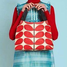 Shop Irish Designer Orla Kiely at Kilkenny Shop Orla Kiely Handbags, Irish Pottery, Retractable Shade, Irish Design, Irish Art, Ikea Furniture, Shop, Handmade, Crafts