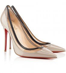 christian louboutin Ograde 100 pointed-toe pumps | Boulder Poetry ...