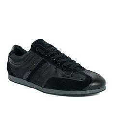 Hugo Boss Sneakers, Orange Silvans Lace Sneakers - - Macy's