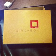 """""""@birchbox My Feb Birchbox arrived today! Got some awesome things. Will share tomorrow on the blog! Stay tuned."""""""