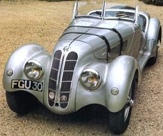 Cars 1936 BMW 328 Roadster Silver Fvl #coupon code nicesup123 gets 25% off at  www.Provestra.com www.Skinception.com and www.leadingedgehealth.com