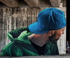 New Street Art • Lonac