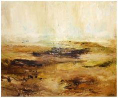 Although abstract in form, my paintings are landscapes – they capture the essence and emotional significance of a place and / or time. Irish Landscape, Abstract Landscape, Landscape Paintings, Abstract Art, 15 Years, Contemporary Paintings, Poem, Public, Inspired