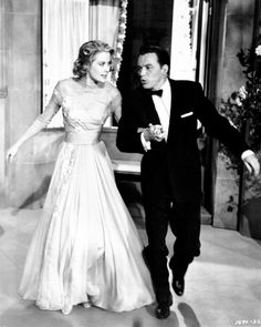 Frank Sinatra and Grace Kelly in High Society