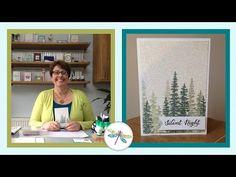 Wonderland Glitter Christmas Card Video :: Inspiring Inkin' - Order Stampin' Up! Online 24/7 from Top Independent Stampin' Up! UK Demonstrator Amanda Fowler