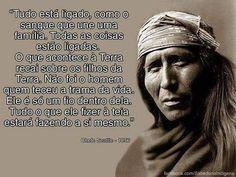Frases Para Reflexão: Sabedoria Indígena