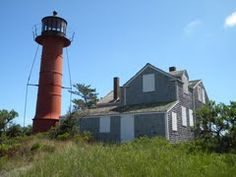 Monomoy Light, Monomoy Island, Chatham, Massachusetts