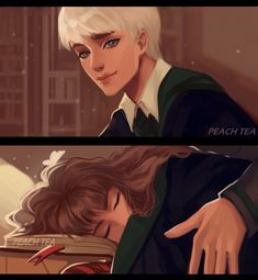 Harry Potter Disney, Harry Potter Ships, Harry Potter Tumblr, Harry Potter Facts, Harry Potter Movies, Harry Potter World, Draco And Hermione Fanfiction, Draco Malfoy, Hermione Granger
