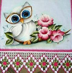 Resultado de imagem para avental pintado