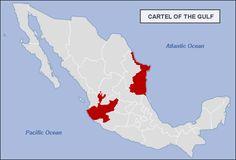 Gulf Cartel   tijuana cartel juarez cartel colima cartel gulf cartel oaxaca cartel ...