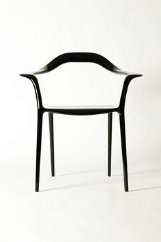 Chair ALEA by KUBIKOFF design Simone Viola