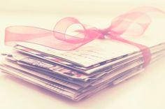 Cartas de amor para você >