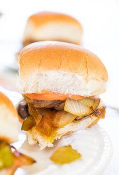 Burgers Vegan, Burgers Recipe, Burgers Veggies, Spices Sweets, Burger ...
