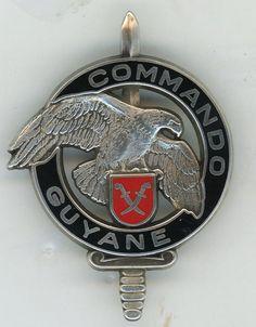 Guyane Commando CEC Entrainement GS 50